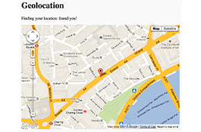Google Geolocation API