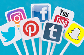 Which social media outlet will you choose?