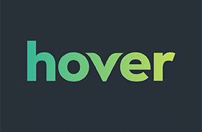 .Online Domain Names from Hover